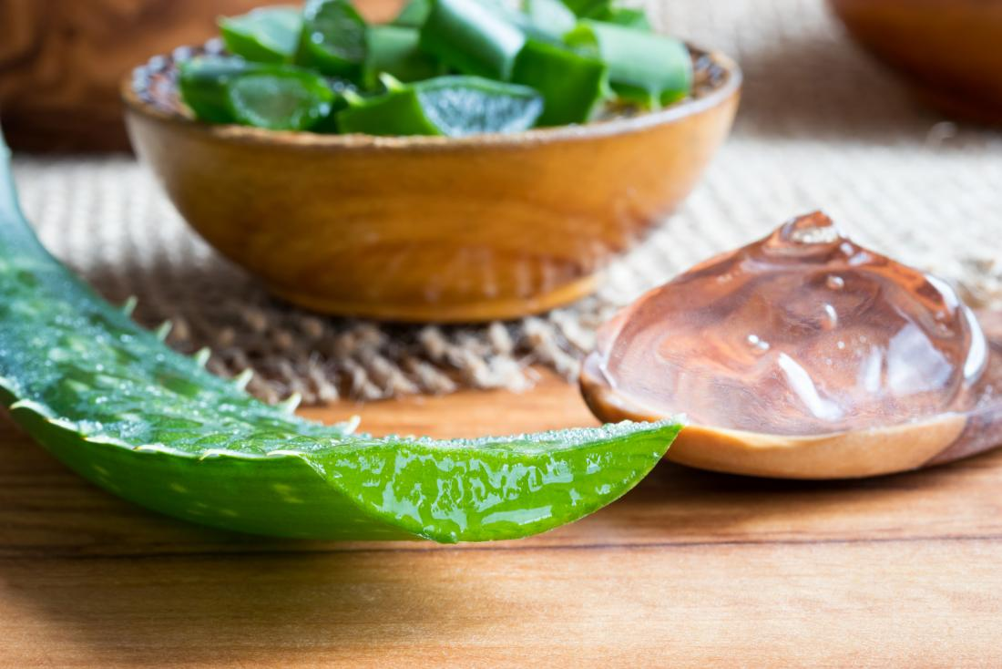How you can Improve Skin Health With Natural Aloe-vera