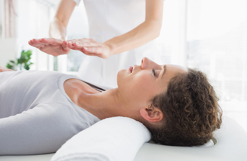 Reiki Therapy For Holistic Health