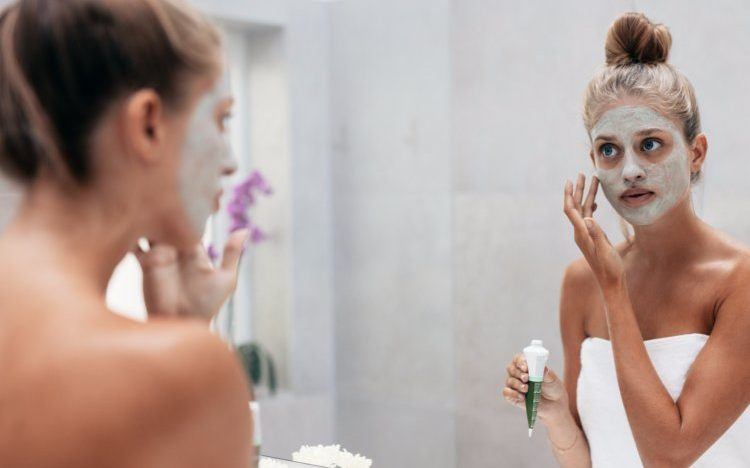 Skin Care Tips: The Value of Using a Face Mask